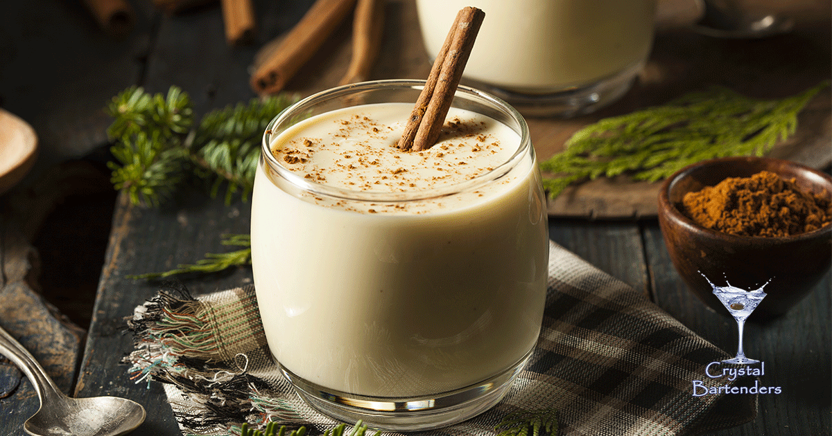The History of Eggnog and George Washington's Eggnog Recipe